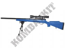 UA315 X9 Tactical Sniper Rifle Airsoft Gun Black and Blue